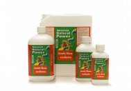 AH Growth/Bloom Excellerator Advanced Natural Power, 1L
