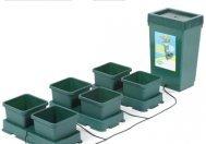 Autopot Easy2grow Kit s 6 květináči, včetně 47 l plastové nádrže
