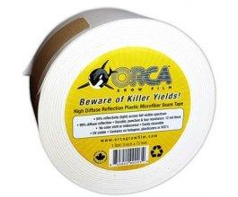 ORCA bílá lepící páska, 75mm x 23m