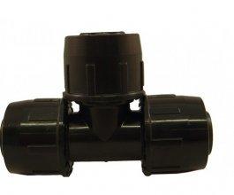 Téčko - T 20mm PE - pro tlak 1 atm