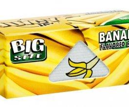Papírky Juicy Jay´s rolovací Banán 5m v balení