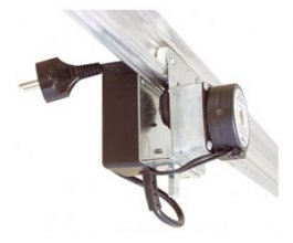 Rail Light Mover pojezd s elektromotorem 220cm, 12W, nosnost 15kg