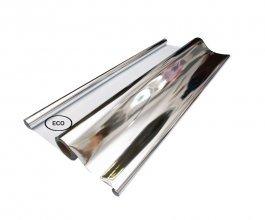 Stříbrná fólie ECO Silver Secure, 1,25x1m