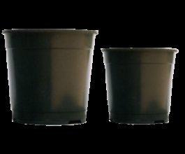 TEKU - kulatý květináč, objem 10l