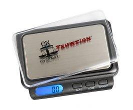 Váha Truweigh On Balance 600g/0,1g , černá nebo stříbrná