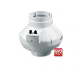 Ventilátor s termostatem VK 200 U, 780m3/h