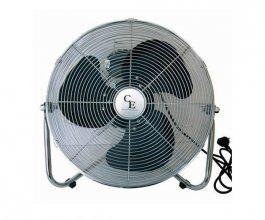 Ventilátor Cornwall Electronics podlahový,průměr 30cm,55W