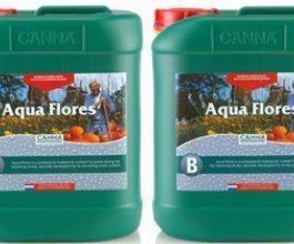 Canna Aqua Flores A+B, 5L