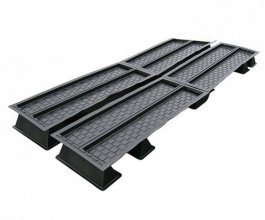 2Channel NFT Multi Duct Nutriculture MD804, 498x212,5x38cm