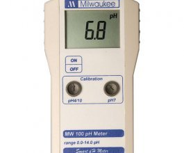Milwaukee Smart pH metr MW100