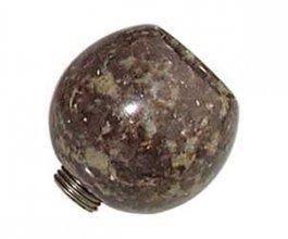Kotlík k bongu kamenný malý kulatý, se závitem