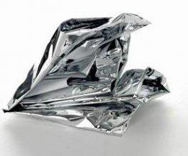 Stříbrná fólie REFLECT-A-GRO, role 1,4x100m