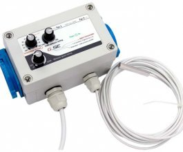 GSE Digitální regulátor teploty, podtlaku a min. rychlosti ventilátorů